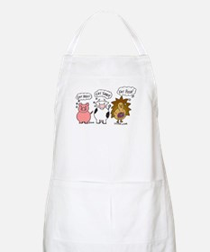 Eat Pizza! BBQ Apron