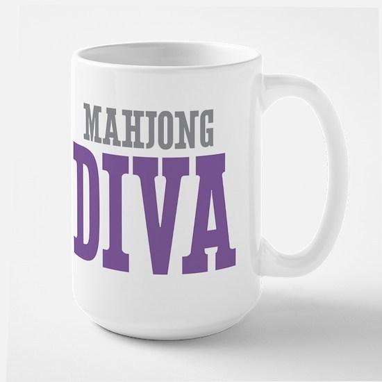Mahjong DIVA Large Mug