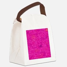 Cool Math is cool Canvas Lunch Bag