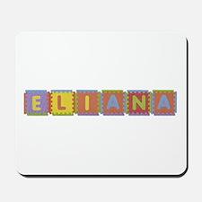 Eliana Foam Squares Mousepad