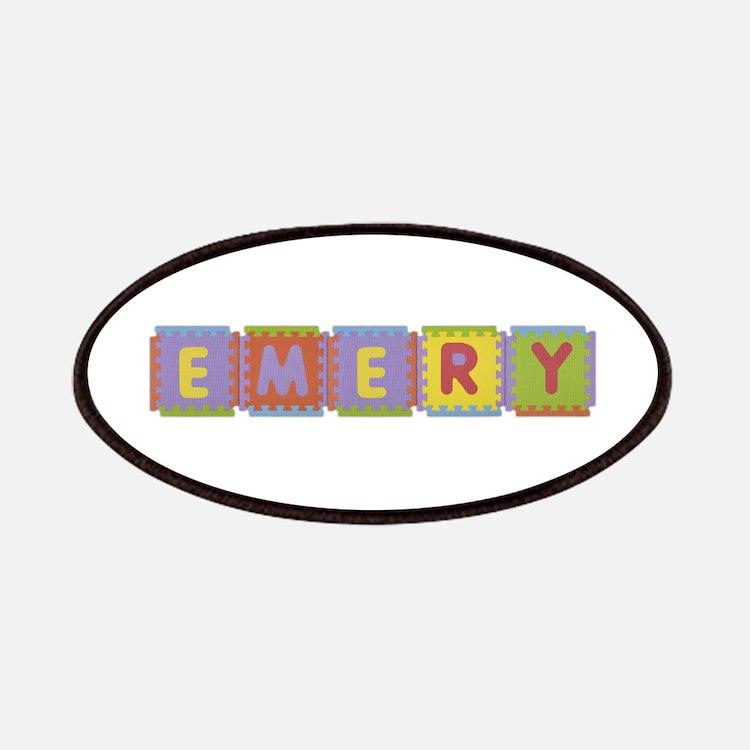 Emery Foam Squares Patch