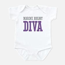 Marine Biology DIVA Infant Bodysuit