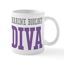 Marine Biology DIVA Mug