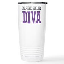 Marine Biology DIVA Travel Mug