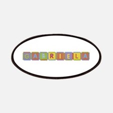 Gabriela Foam Squares Patch