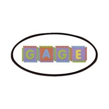 Gage Foam Squares Patch