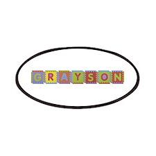 Grayson Foam Squares Patch