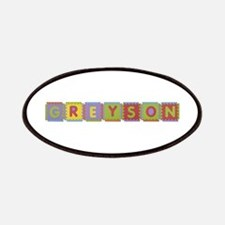 Greyson Foam Squares Patch