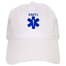 EMT-I Bandaids Baseball Cap