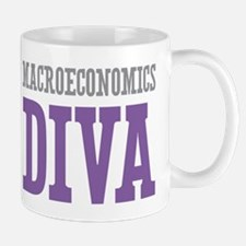 Macroeconomics DIVA Mug