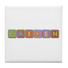Jaiden Foam Squares Tile Coaster