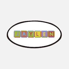 Jaylen Foam Squares Patch