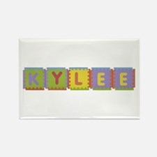 Kylee Foam Squares Rectangle Magnet