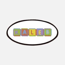 Kaleb Foam Squares Patch