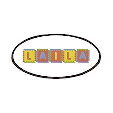 Laila Foam Squares Patch