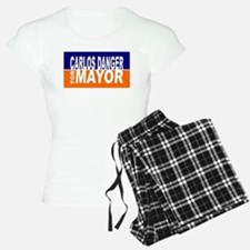 Carlos Danger for Mayor Pajamas