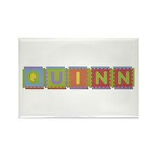 Quinn Foam Squares Rectangle Magnet