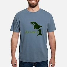 Cool Killer whales Mens Comfort Colors Shirt