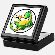 Cute Dragon Keepsake Box