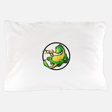 Cute Dragon Pillow Case