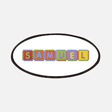 Samuel Foam Squares Patch