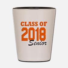 Unique Back school Shot Glass