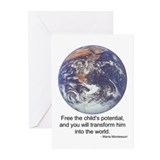 Montessori Greeting Cards (10 Pack)