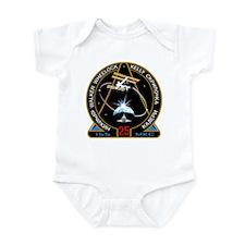 Expedition 25 Infant Bodysuit