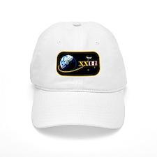 Expedition 23 Baseball Baseball Cap