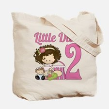 Little Diva is 2 Tote Bag