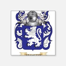 Adamczyk Coat of Arms Sticker