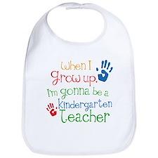 Future Kindergarten Teacher Bib