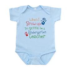 Future Kindergarten Teacher Body Suit