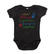 Future Kindergarten Teacher Baby Bodysuit