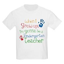 Future Kindergarten Teacher T-Shirt