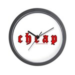 Cheap Wall Clock