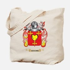 Adams Coat of Arms Tote Bag
