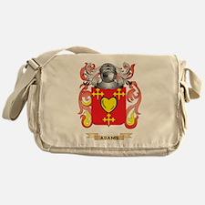 Adams Coat of Arms Messenger Bag