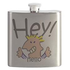 Hey Hello Flask