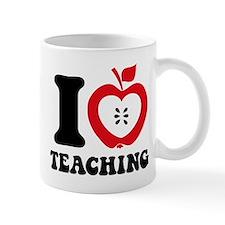 I Love Teaching Mug