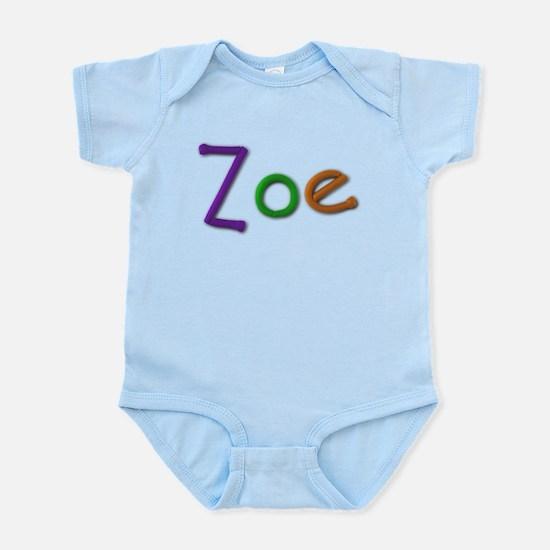 Zoe Play Clay Body Suit
