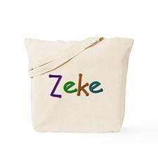 Zeke Play Clay Tote Bag