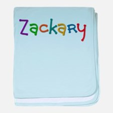 Zackary Play Clay baby blanket