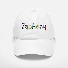Zachery Play Clay Baseball Baseball Baseball Cap