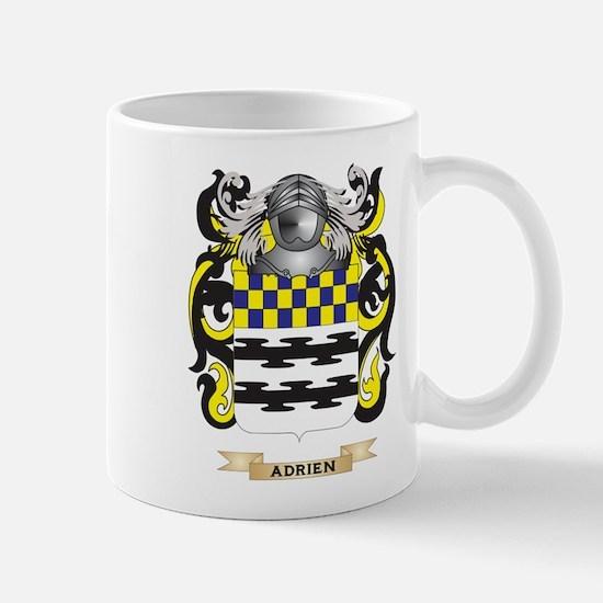 Adrien Coat of Arms Mug