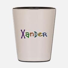 Xander Play Clay Shot Glass