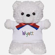 Wyatt Play Clay Teddy Bear