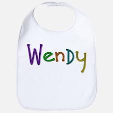 Wendy Play Clay Bib