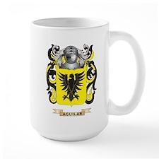 Aguilar Coat of Arms Mug