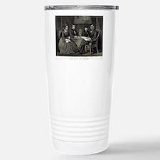 Lincoln at home - 1867 Mugs